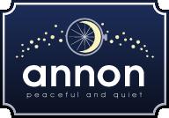 ヘッドスパサロン annon アンノン ロゴ