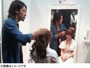アリーズヘアーが美容ブースで参加決定!!