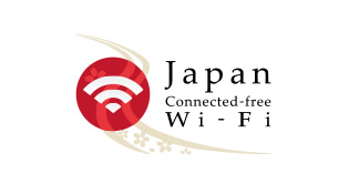 Japan Connected-free Wi-Fi - NTTBP