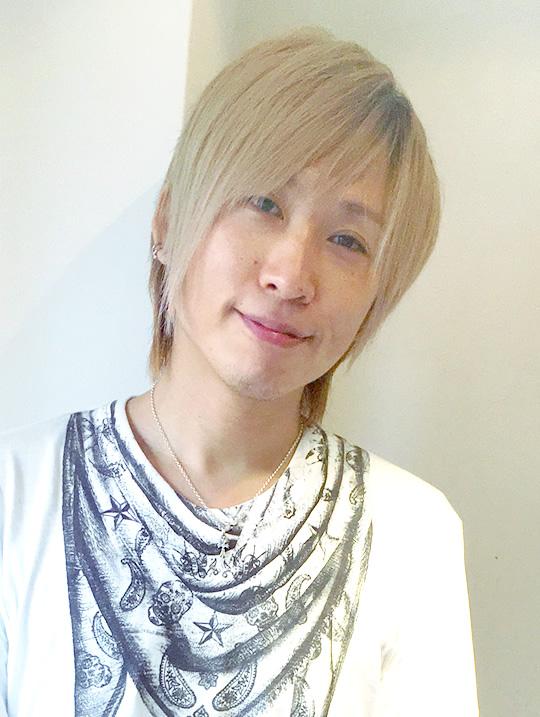 舛岡 昌和 ヘアーミッション祇園 ディレクター