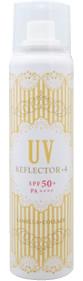 テクノエイト ブリーズベール ラメラコラージュ UVリフレクター 日焼け止め化粧水 SPF50+/PA++++
