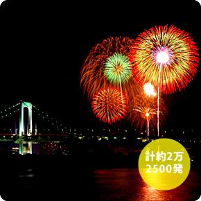 第36回 隅田川花火大会